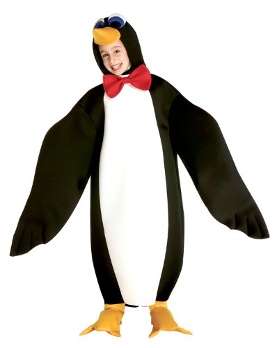 Deluxe CHILD (7-10) Lil Penguin Costume - Fun for plays, holidays and more!