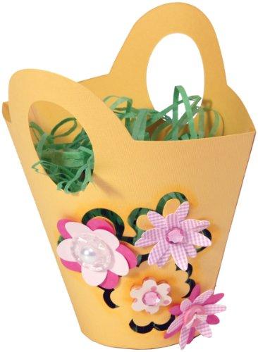 Bigz Big Shot Pro Dies: Bag, Purse w/Flower Cut-Out