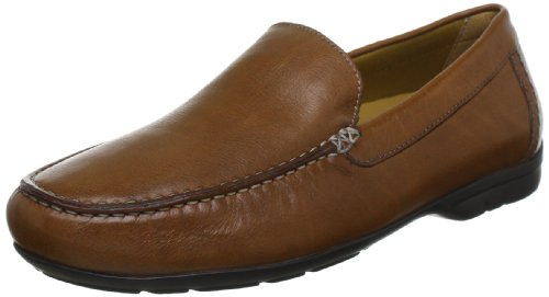 Sioux GIANNI Moccasins Mens Brown Braun (cognac) Size: 44.5