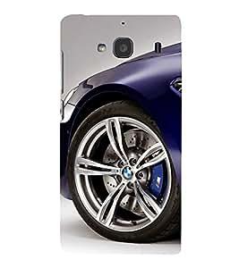 Legendary Car Cute Fashion 3D Hard Polycarbonate Designer Back Case Cover for Xiaomi Redmi 2S :: Xiaomi Redmi 2 Prime :: Xiaomi Redmi 2
