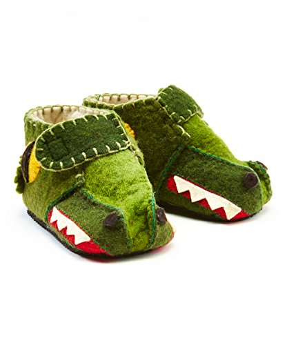 Silk Road Bazaar Zootie, Gator, 2-3 Years