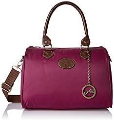 Alessia74 Women's Handbag (Purple) (TY023G)