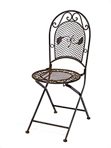 B007J6KS0K as well Outdoor Plant Hangers furthermore Table 4 Chaises Style Fer Forge Ikea together with Iron Double Plate Holder Fleur De Lis Design 165 Mediterranean Plate Stands And Hangers as well B008MXLWXQ. on iron garden furniture