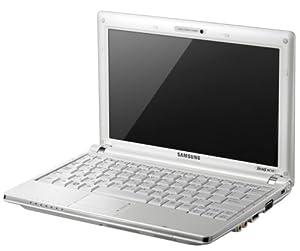 Samsung NC10 anyNet N270W 25,9 cm (10,2 Zoll) WSVGA Netbook (Intel Atom N270 1,6Ghz, 1GB RAM, 160GB HDD, Windows XP Home)
