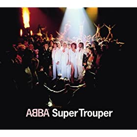 Cover image of song Super Trouper by ABBA