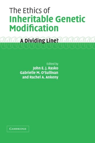 The Ethics of Inheritable Genetic Modification: A Dividing Line?