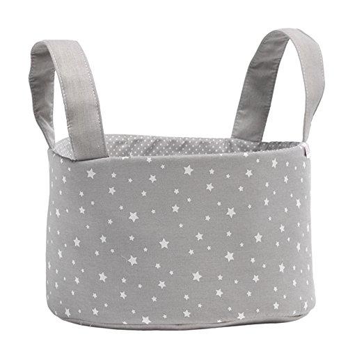 Belino-Stars-Cesta-canastilla-30-x-30-x-18-cm-color-gris