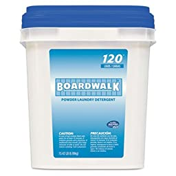 BWK340LP Laundry Detergent Powder, Summer Breeze, 15.42 lb Bucket