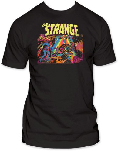 Marvel Comics Dr. Strange Doctor Adult Shirt