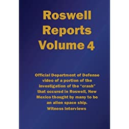 Roswell Reports, Volume 4