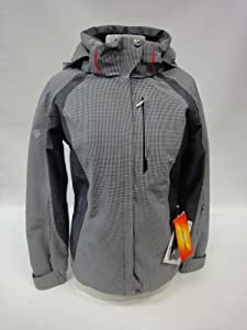 Buy Descente Ladies Swiss Lady World Champion Jacket Gingham Check Sz 6 by Descente