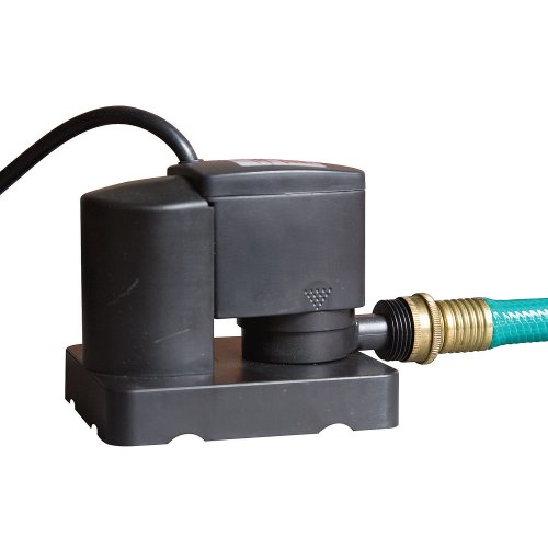 Swim Time NW2322 Dredger Jr. Above Ground Pool Winter Cover Pump, 350 GPH