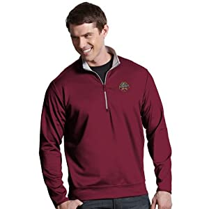 Florida State Seminoles 2013 Champions Mens Leader Pullover Cabernet by Antigua