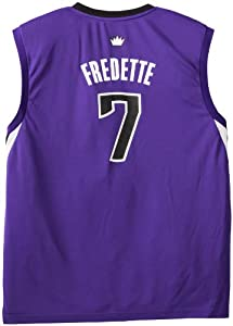 NBA Sacramento Kings Replica Jersey Jimmer Fredette #7 Kings