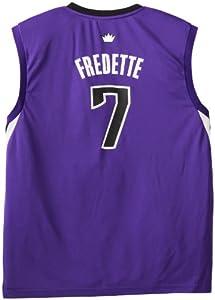 NBA Sacramento Kings Replica Jersey Jimmer Fredette #7 Kings by adidas