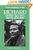 Conversations with Richard Wilbur (Literary Conversations)