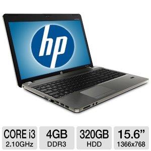 HP ProBook 4530s XU015UT 15.6