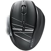 aLLreli M535 Wireless Optical Ergonomic Mouse