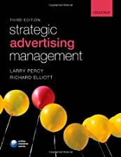 Strategic Advertising Management by Larry Percy