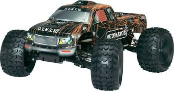 Reely1:10 Electric monster truck model car Detonator;4WDEB-250MTRtR2.4 G