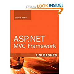 Book Cover: [request_ebook] ASP.NET MVC Framework Unleashed
