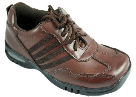 Josmo Boys Kids Casual Athletic Shoes Lace Up Oxfords Brown - Buy Josmo Boys Kids Casual Athletic Shoes Lace Up Oxfords Brown - Purchase Josmo Boys Kids Casual Athletic Shoes Lace Up Oxfords Brown (Josmo, Apparel, Departments, Shoes, Children's Shoes, Boys, Special Occasion, Oxfords)