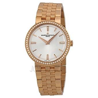 Vacheron Constantin Patrimony Silver Dial Ladies Watch 25557/Q01R-9277
