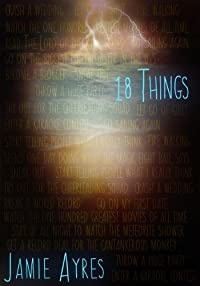 18 Things by Jamie Ayres ebook deal