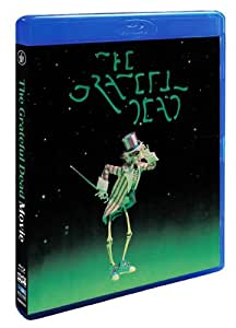 The Grateful Dead Movie [UK Blu-ray]