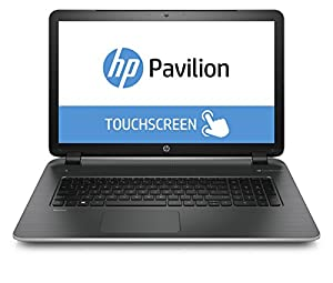 HP 17 Inch Touch Screen Laptop