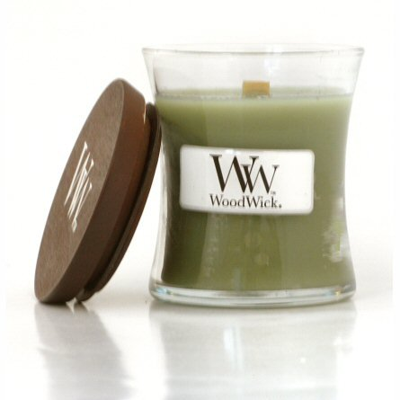 Woodwick Mini Applewood Candle 3.4oz