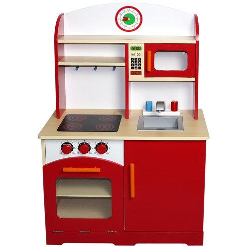 Infantastic® KDK03 Cucina giocattolo per bambini in legno  Il mio giocattolo