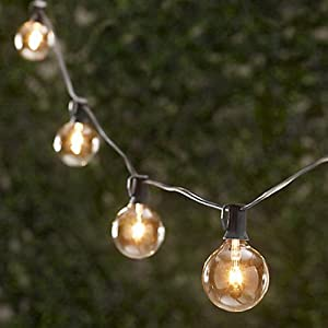 Clear Party String Lights (25ft./25 Sockets)