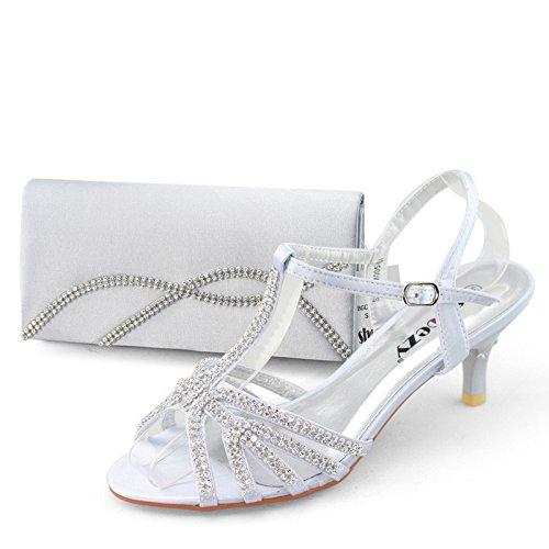 Low Heel Wedding Shoes 19 Popular SHOEZY Mid Heel Wedding