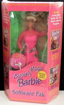 BARBIE - Earring Magic - Radio Shack - 1