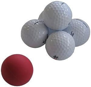 EyeLine Golf Ball of Steel (3-Pack)