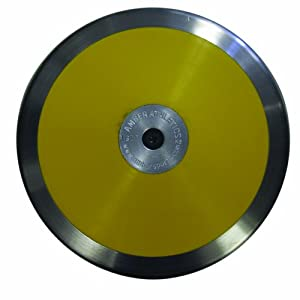 Buy Amber Sporting Goods Ultimate Discus (1-Kg) by Amber