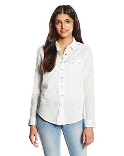 Lee Camisa Mujer Regular Western