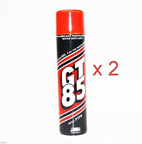 gt85-ptfe-chain-lubricant-gt-85-water-displacer-400ml-x-2-cans-by-gt85