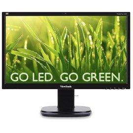 Viewsonic Vg2437Mc-Led 24 Widescreen Led Monitor 5Ms 1920X1080 300 Nit 1000:1 Dvi/Vga/Usb/Displayport Speaker