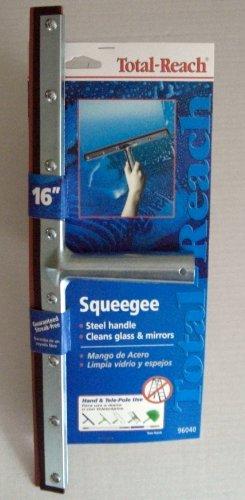 """Total Reach"" Window Squeegees 16"""