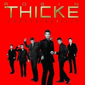 Original album cover of Something Else by Robin Thicke