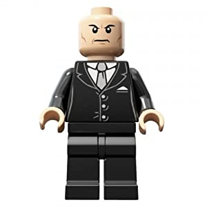 LEGO Super Heroes: Lex Luthor Minifigure