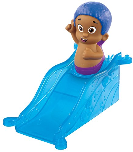 Bubble Guppies Figure Pack - Goby & Ramp (Ramp Colors May Vary) - 1