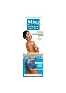 Mixa Corps Intensif Minceur Gel Concentre Amincissant Objectif 1 Taille en Moins 125 ml
