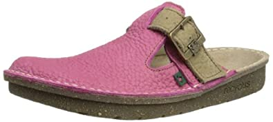 El Naturalista Unisex-Adult Clogs N222 Pink/Piedra 7 UK, 41 EU