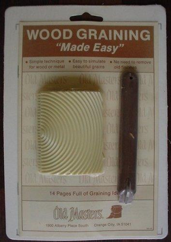 Old Masters 30300 Wood Graining Tool