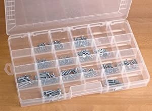 24 Compartment Large Storage Container