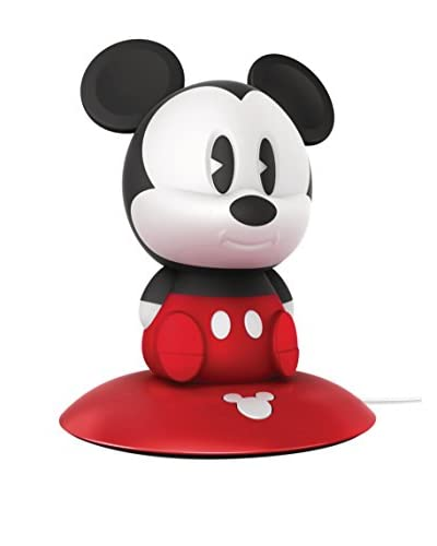 Philips Disney Softpal Mickey Quitamiedos Infantil Led Rojo