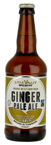 Little Valley Brewery - Little Valley Ginger Pale Ale - United Kingdom - Yorkshire - 4%